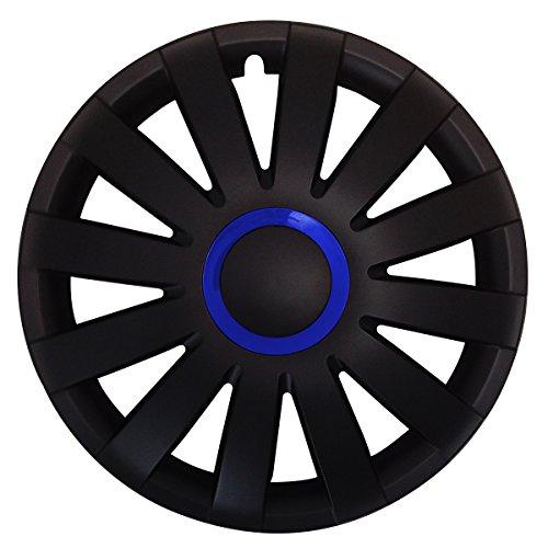 Autoteppich-Stylers-Copricerchione-Draco-Race-rosso-adatto-per-quasi-tutti-i-tipi-di-veicolo-universale-dal-Copricerchi-Re