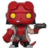 FunKo Hellboy Pop! Comics Vinyl Figurine