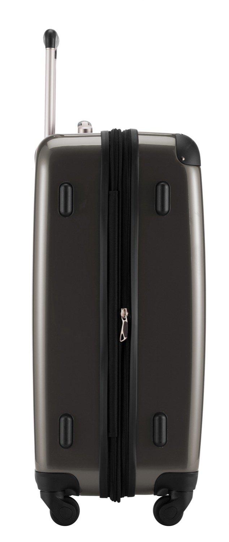 I❶i Hauptstadtkoffer 3er Kofferset Handgepäck 42 Liter 55 X 35 X