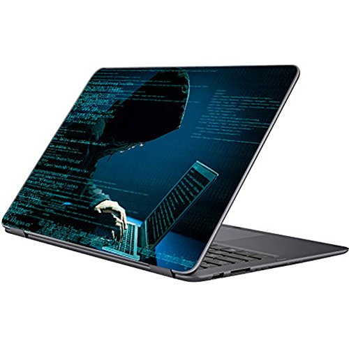 Fashionduet Hacker men Laptop Skins 15.6 inch – Stickers – HD Quality – Dell-Lenovo-Acer-HP