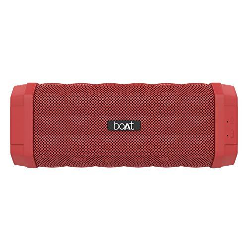 boAt Stone 650 Wireless Bluetooth Speaker (Red)