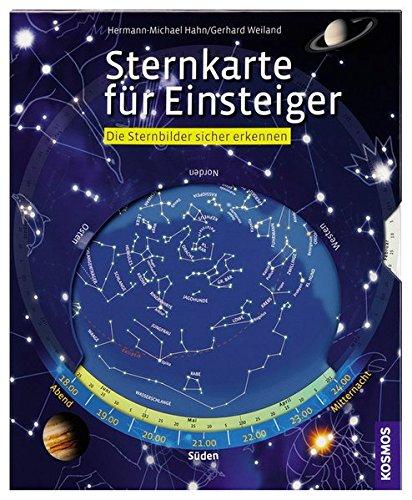 Preisvergleich Produktbild Sternkarte für Einsteiger: Die Sternbilder sicher erkennen