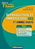 Image de Reproduction et Embryologie - UE2, 1re année Santé : Cours et QCM co