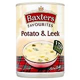 Baxters Preferiti Di Patate E Porri Zuppa 415g (Confezione da 2)