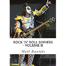 Rock 'N' Roll Sinners - Volume II (English Edition)