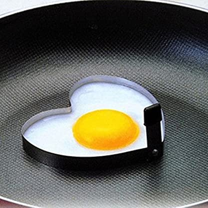 4PCS Mold Ring Cooking Fried Egg Shaper 2