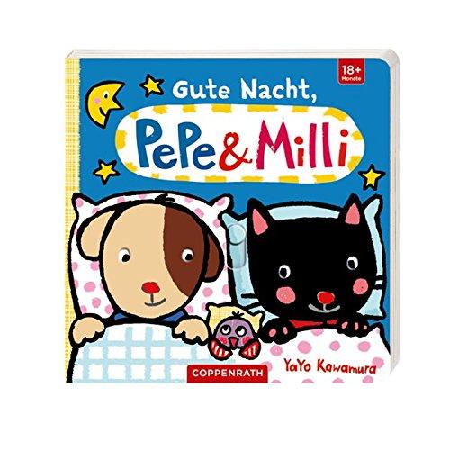 Preisvergleich Produktbild Gute Nacht, Pepe & Milli