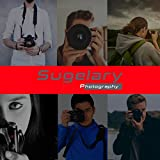 Kamera gurt, Sugelary Schnellverschluss Schwarz Kamera Tragegurt Schultergurt Kameragurt für Canon Nikon Sony Fujifilm Olympus DSLR SLR (F-3) Test