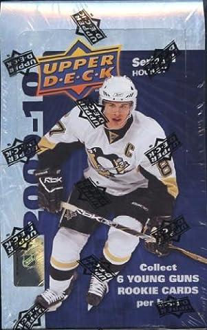 Upper Deck/2009 10 Series 1 NHL-Hockey Boîte de rangement pour accessoires de Hobby