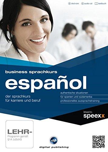 business sprachkurs español: der sprachkurs für karriere und beruf / Paket