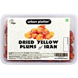 Urban Platter Whole Dried Yellow Plums (Alobukhara), 500g