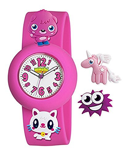 Image of Moshi Monster Pink Watches with white face