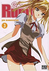 School Rumble Edition simple Tome 3