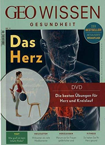 GEO Wissen Gesundheit mit DVD 11/19 - Das Herz: DVD: Herz-Kreislauf -