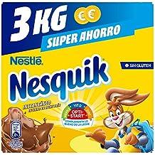 Nestlé Nesquik Cacao Soluble Instantáneo - Estuche 4x3kg