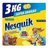 NESQUIK - Nestle Cacao Instantaneo Estuche 3 Kg