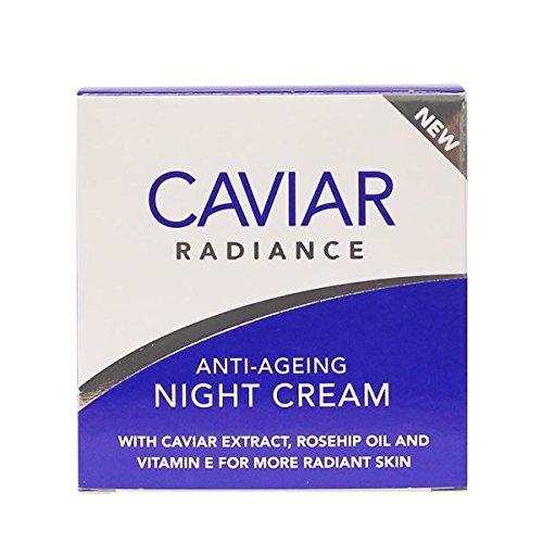 10Años Más Joven Caviar Radiance Antienvejecimiento Crema de Noche 50ml