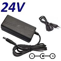Cargador Corriente 24V Reemplazo Televisor TV LG 26LE3300 26LE3300-ZA 26LE3300 ZA Recambio Replacement