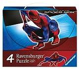 The Amazing Spiderman–Valise avec 4puzzles (Ravensburger 072811)