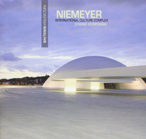 Centro Niemeyer : diseño proceso constructivo : síntesis arquitectura por Estudio Roberto Alonso