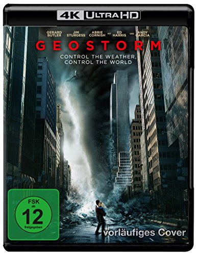 Geostorm - Ultra HD Blu-ray [4k + Blu-ray Disc]