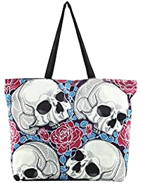 Dehang - Motif New Star Sac Paquet Sac Shopping Bag Impression des femmes avec le sac de sport de tirette