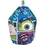 Disney Pixar Monsters University Inc Cotton Seat Chair Bean Bag with Filling