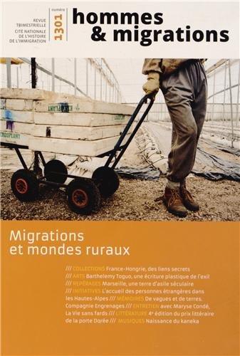 Hommes & Migrations, N° 1301, Janvier-fév : ...