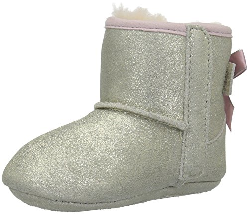 UGG JESSE BOW II METALLIC BABY Stiefel 2018 gold, 20.5 - Baby Uggs Stiefel