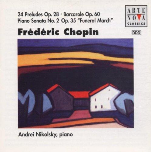 24 Preludes / Sonate