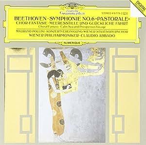 """Beethoven : Symphonie n° 6 """"Pastorale"""" - Fantaisie chorale opus 80"""