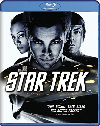Star Trek by Chris Pine (Dvd-chris Pine)