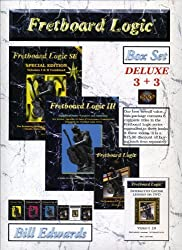 Fretboard Logic Box Set Deluxe 3+3 by Bill Edwards (2009-12-22)