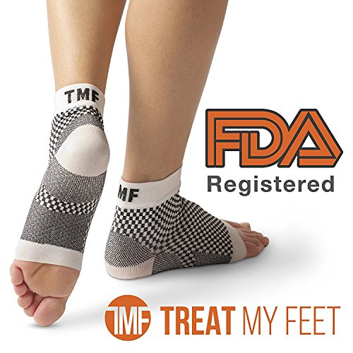 Kompression Socken von Treat My Feet (Soft-cup-wrap)