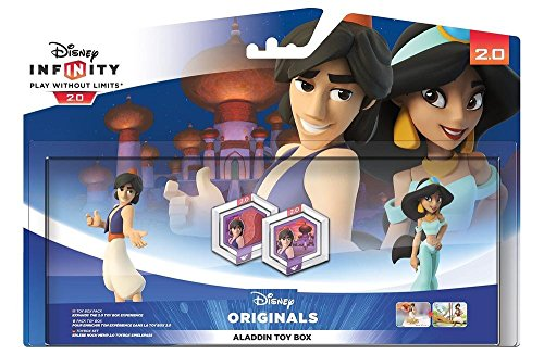 Disney Infinity 2.0 - Toy Box: Aladdin Pack