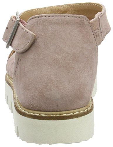 Scarpe Da Donna Signore Mia Cinturino Alla Caviglia Rosa (rosa 610)