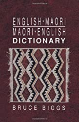 English?de?ed????de??d????de??d???aori, Maori?de?ed????de??d????de??d???nglish Dictionary by Bruce Biggs (2012-01-01)