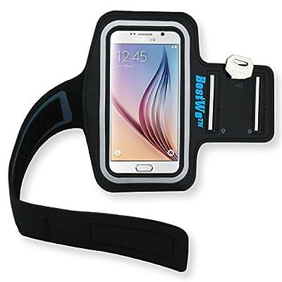 Bestwe Étui brassard en néoprène pour Samsung Galaxy S5 par bestwe