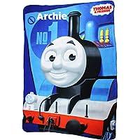 TeddyTs Personalised Thomas the Tank Engine Fleece Blanket