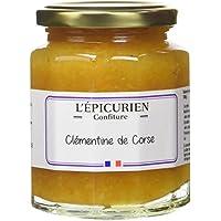L'Epicurien Clémentine Confiture 320 g - Pack de 3