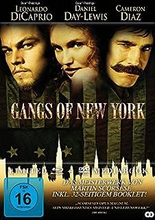 Gangs of New York (+ DVD) - Mediabook [Blu-ray]