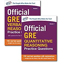 Official GRE Value Combo by Educational Testing Service (2015-02-11)