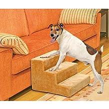 Karlie Hundetreppe EASY STEP - Beige, 41x29,5x43cm, Hundestufen, Hundeleiter