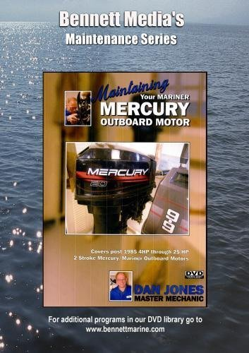 MAINTAINING & SERVICING YOUR MERCURY OUTBOARD MOTOR (Mercury Motoren)