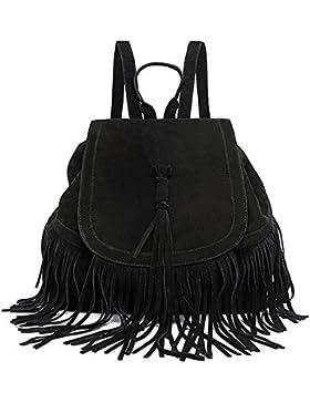 LUI SUI , Damen Rucksackhandtasche