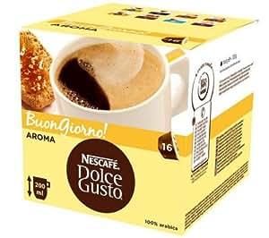 Nescafé Dolce Gusto Grande Aroma, Kaffee, Kaffeekapsel, 16 Kapseln