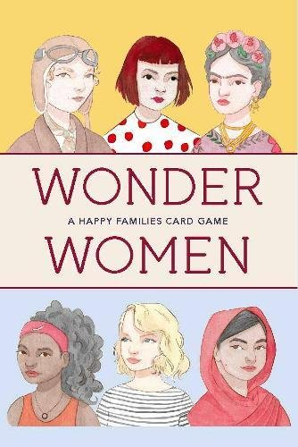 Wonder women : A happy families card game par Isabel Thomas