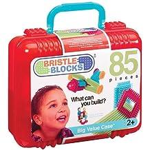 Bristle Blocks Big Value Case - 85 Pieces by Bristle Blocks
