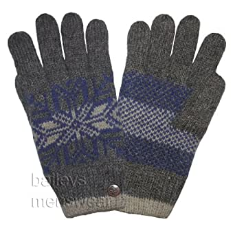 Snoody Do - Gants -  Homme Multicolore Other