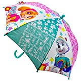 Preparatevi per l'inverno con questo grande ombrello della vostra serie preferita: Skye - Paw Patrol. Ombrello diametro: 40 cm. viene trasmesso a caso,